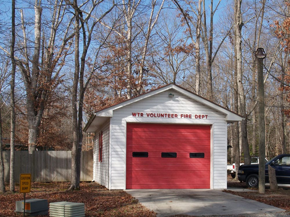 Our Volunteer Firehouse