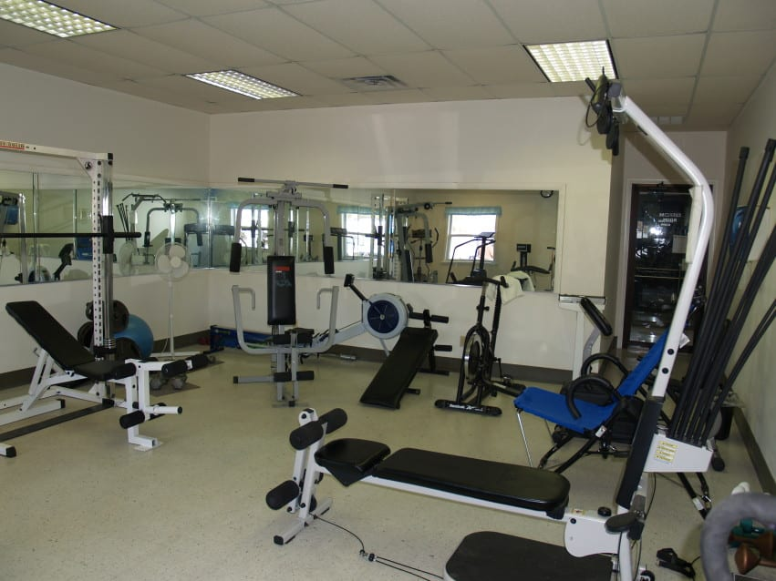 White Tail Gym