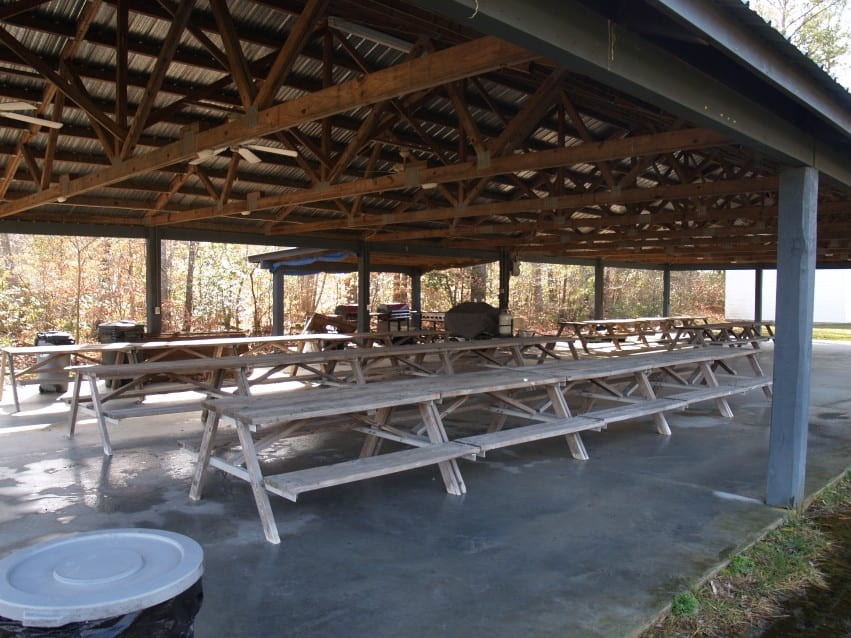 White Tail Picnic Area