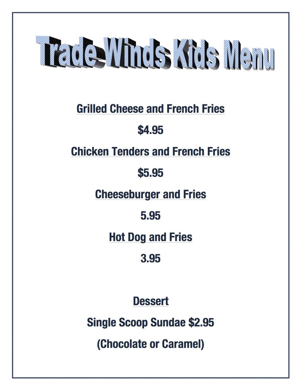 kids menu tradewinds copy