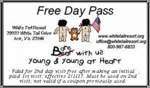Free Pass Coupon