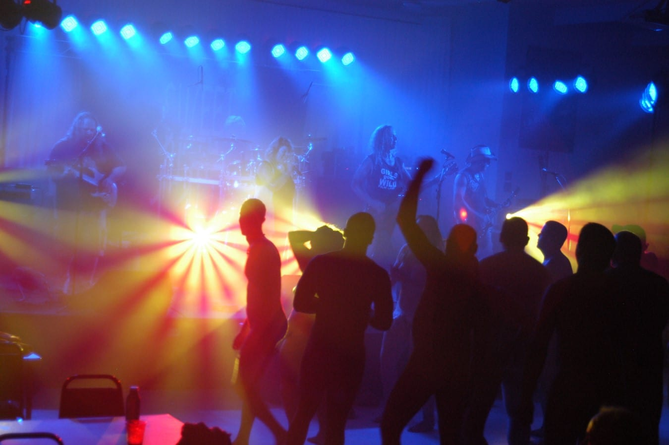 Dance party 2