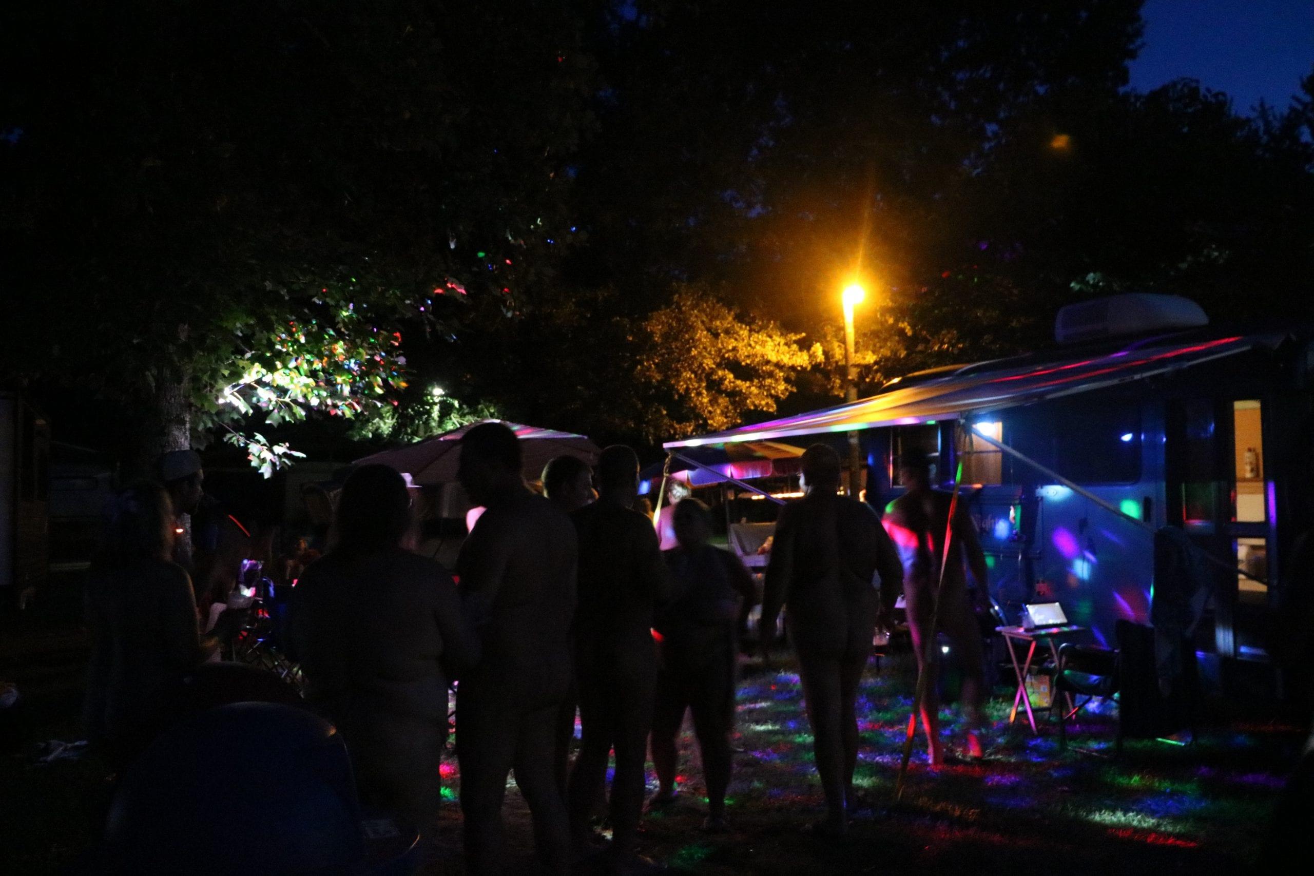 Night Camper lights